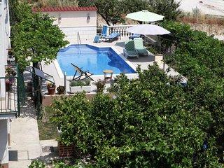 2 bedroom Apartment in Trogir, Splitsko-Dalmatinska Zupanija, Croatia : ref 5401