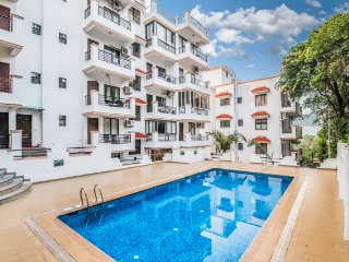 Charming 1 BHK with a pool, near Vagator Beach