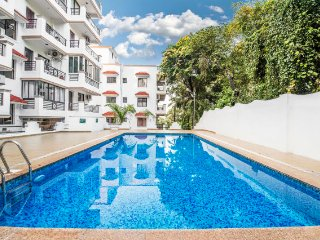 Apartment stay for 3, near Vagator Beach