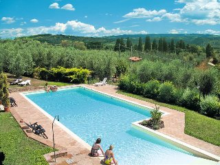3 bedroom Apartment in Mattone, Tuscany, Italy : ref 5447453