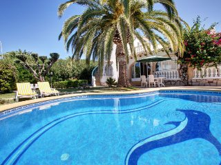 4 bedroom Villa in Denia, Valencia, Spain : ref 5228266