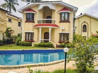 Elegant 3-BHK villa, near Calangute Beach