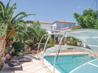 2 bedroom Villa in Pezilla-la-Riviere, Occitania, France : ref 5565647