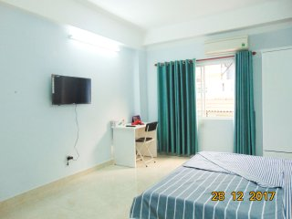 STUDIO1.YEN THE- Full furnished, amazing studio right at airport