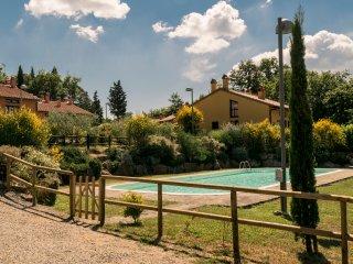 Casa 2 con piscina nella campagna Toscana, vicino San Gimignano e Via Francigena