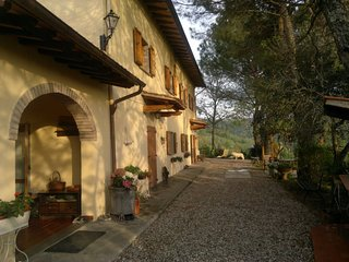 4 bedroom Villa in Ampinana, Tuscany, Italy : ref 5569823