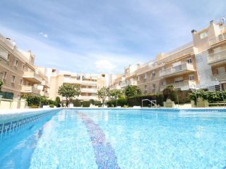 2 bedroom Apartment in Cunit, Catalonia, Spain : ref 5044055