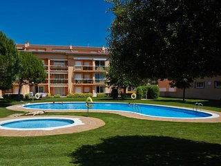3 bedroom Apartment in Pals, Catalonia, Spain : ref 5698355
