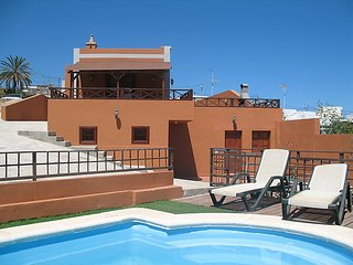 3 bedroom Villa in Guimar, Canary Islands, Spain : ref 5060631