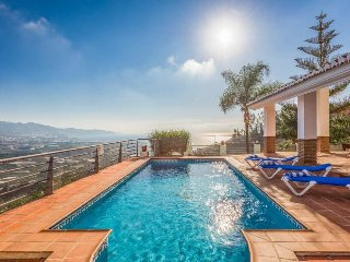 4 bedroom Villa in Torrox, Andalusia, Spain : ref 5476617