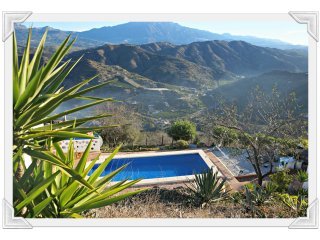 Vine Ridge Retreats, only 1 hour from Malaga