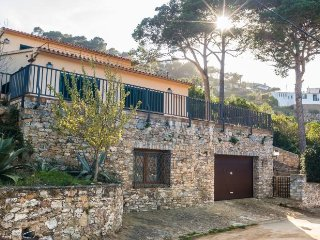 4 bedroom Villa in Aiguablava, Catalonia, Spain : ref 5247022