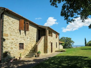 3 bedroom Villa in Scansano, Tuscany, Italy : ref 5447080