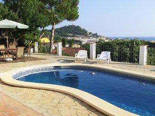 4 bedroom Villa in Blanes, Catalonia, Spain : ref 5506416