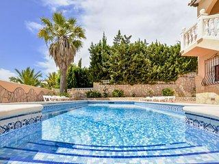 6 bedroom Villa in Moraira, Valencia, Spain : ref 5506454