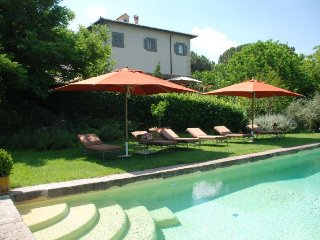 9 bedroom Villa in Viterbo, Latium, Italy : ref 5218242
