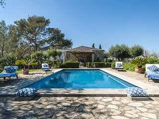 2 bedroom Villa in Sant Joan, Balearic Islands, Spain : ref 5313501