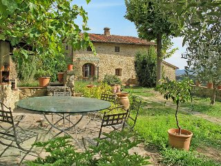 3 bedroom Villa in Pistoia, Tuscany, Italy : ref 5446836