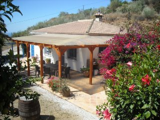 2 bedroom Villa in Cala del Moral, Andalusia, Spain : ref 5043316