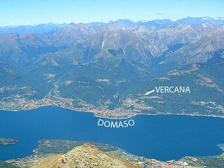 1 bedroom Apartment in Domaso, Lombardy, Italy : ref 5583752