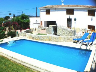 4 bedroom Villa in Les Cases d'Alcanar, Catalonia, Spain : ref 5552478
