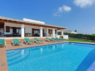 4 bedroom Villa in Binibèquer Vell, Balearic Islands, Spain : ref 5334272