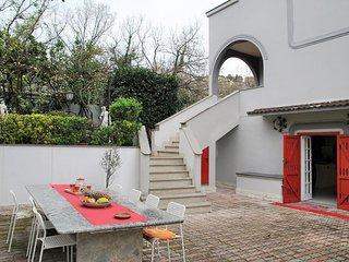 5 bedroom Villa in Castellonorato, Latium, Italy : ref 5343848