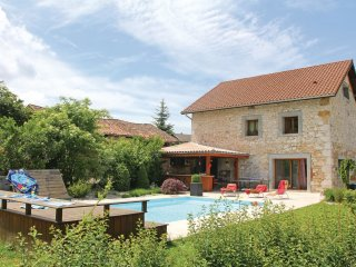 4 bedroom Villa in Le Charat, Auvergne-Rhone-Alpes, France : ref 5546076