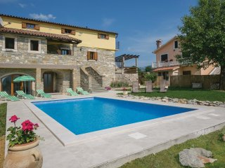 4 bedroom Villa in Zatka Cepic, Istria, Croatia : ref 5564327