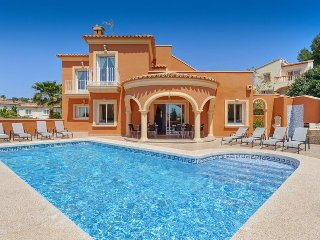 5 bedroom Villa in Casas de Torrat, Valencia, Spain : ref 5334291
