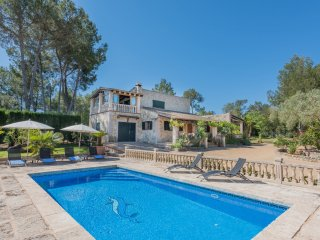 3 bedroom Villa in Sencelles, Balearic Islands, Spain : ref 5545586