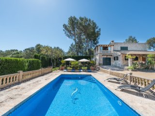 3 bedroom Villa in Sencelles, Balearic Islands, Spain - 5545586