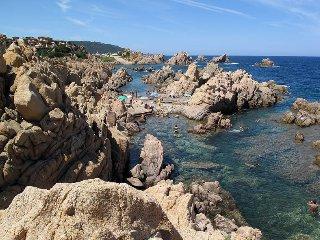 3 bedroom Villa in Li Valcaggi, Sardinia, Italy : ref 5444571