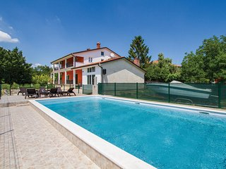 6 bedroom Villa in Santalezi, Istria, Croatia : ref 5564380