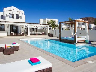 3 bedroom Villa in Playa Blanca, Canary Islands, Spain : ref 5512978