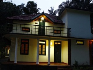 Eco-friendly abode in the midst of Vanilla plantation