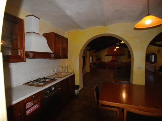 3 bedroom Apartment in Caioncola, Umbria, Italy : ref 5537839