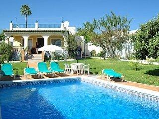 3 bedroom Villa in Nerja, Andalusia, Spain : ref 5455176