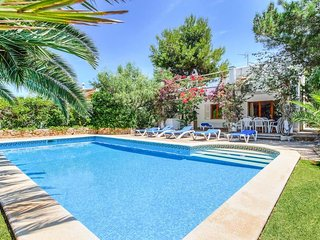3 bedroom Villa in Cala Egos, Balearic Islands, Spain : ref 5334604