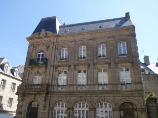 3 bedroom Apartment in St-Malo, Brittany, France : ref 5394165