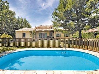 4 bedroom Villa in Fox-Amphoux, Provence-Alpes-Côte d'Azur, France : ref 5539073