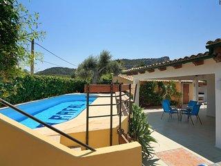 3 bedroom Villa in Pollenca, Balearic Islands, Spain : ref 5512432