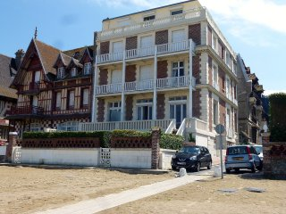 2 bedroom Apartment in Louvières-en-Auge, Normandy, France : ref 5560428
