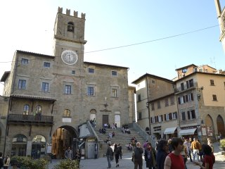 1 bedroom Apartment in Cortona, Tuscany, Italy : ref 5472428