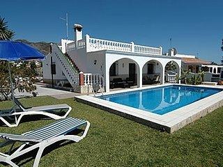 3 bedroom Villa in Nerja, Andalusia, Spain : ref 5455190