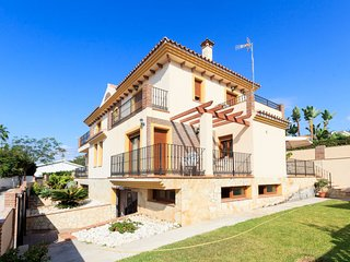 3 bedroom Villa in Chilches, Andalusia, Spain : ref 5473419