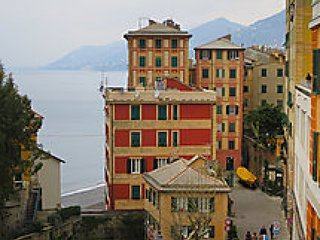 2 bedroom Apartment in Camogli, Liguria, Italy : ref 5055046