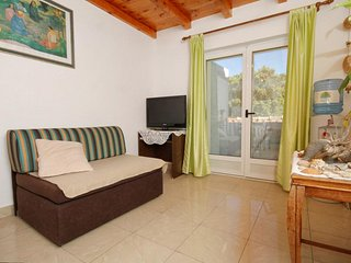 Two bedroom apartment Karkavac - Scedro, Hvar (A-8801-d)