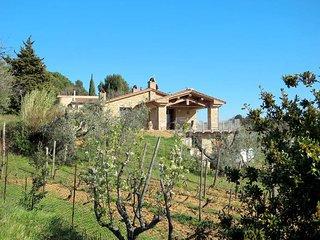 2 bedroom Villa in Casale Marittimo, Tuscany, Italy : ref 5446388