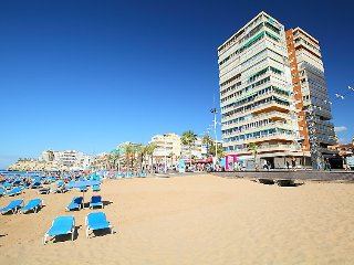 2 bedroom Apartment in Benidorm, Valencia, Spain : ref 5037186